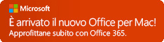 Microsoft Office - Mac
